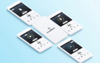 Actual Dairy_Mobile App Dashboard