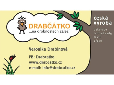 Business card for leisure time company
