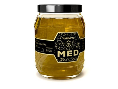 Design and implementation of labels for honey