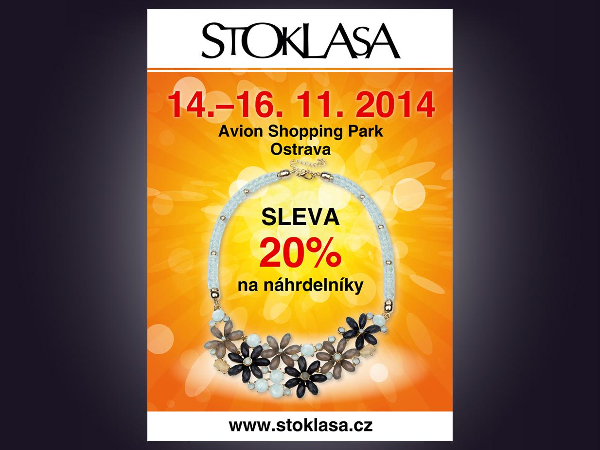 Promo poster Stoklasa A2 adobe photoshop adobe indesign adobe illustrator