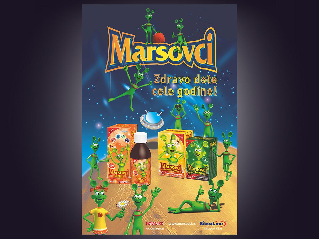 Poster Marsovci A2 Croatia adobe illustrator adobe photoshop adobe indesign