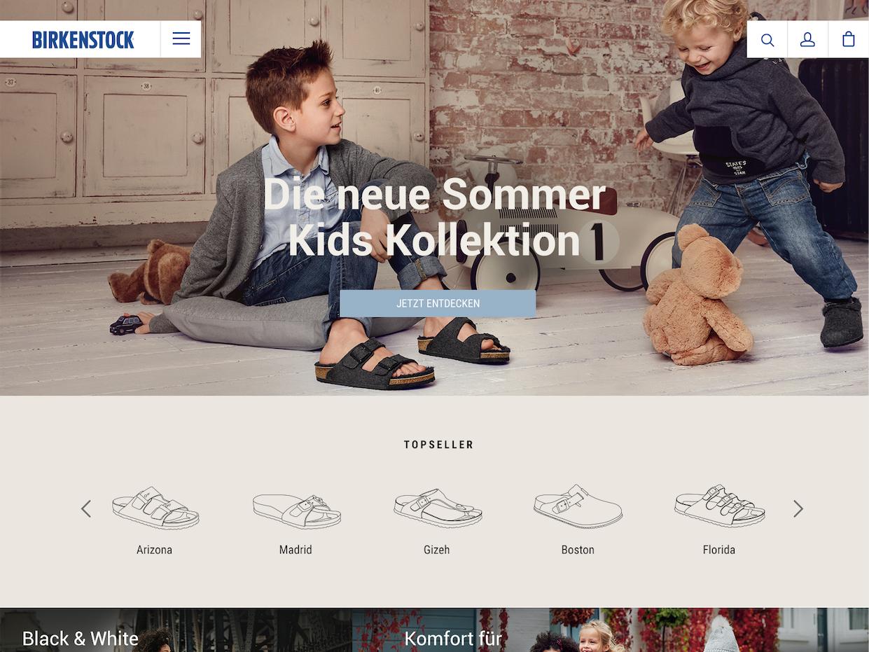 Sanmiguel E Commerce Concept 1 e-commerce shop website design responsive design