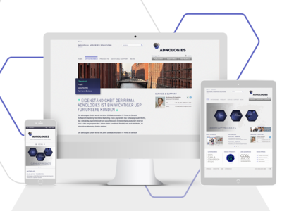 Sanmiguel Adnologies Website