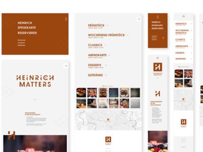 Heinrich Matters SANMIGUEL Branding