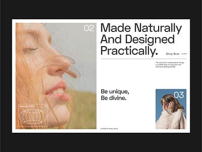 Spoyl trending modern design follow typography ui minimalist ui design dribble shot design clean