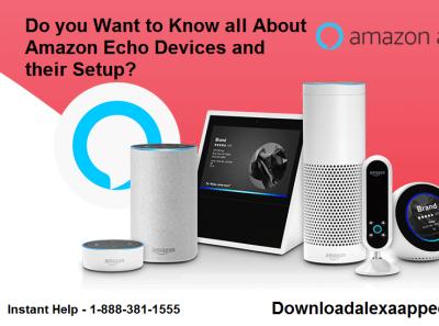 Guides to Setup Alexa App and Amazon Echo