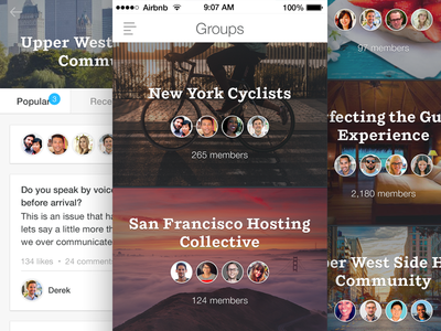 Airbnb for iOS 7 - Update
