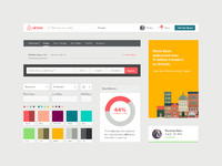 Airbnb web toolkit