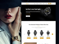 Global Watches eCommerce Store