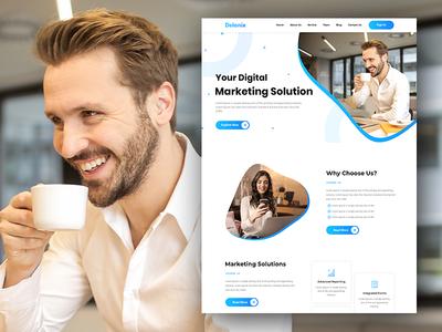 Delonix - SEO and Digital Marketing Templete