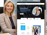 InvestAustin - Business investment Landing page