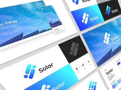 Solar Branding Concept