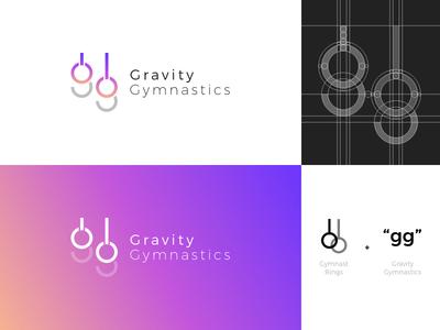 Gravity Gymnastics Logo
