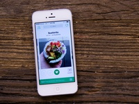 Foodspotting for iOS 7