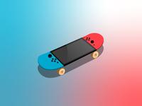 Switch flip