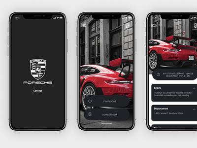 Concept Design For Car Brand responsive web design responsive website responsive design creative uidesigner webdesigner webdesign mobile design luxury mobile ui designs uxdesign ux website web ui design