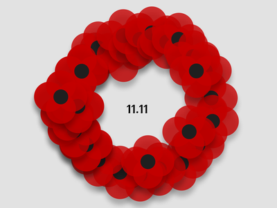 Armistice Day vector rememberance remember poppy army respect design armistice day