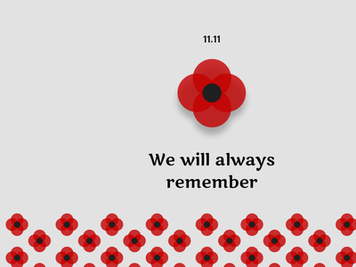 Armistice Day red poppy army vectors rememberance day remember vector design