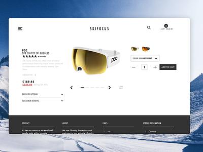 Ecommerce Product Page Concept designs uxdesign ecommerce shop ecommerce design ecommerce ux website web ui design