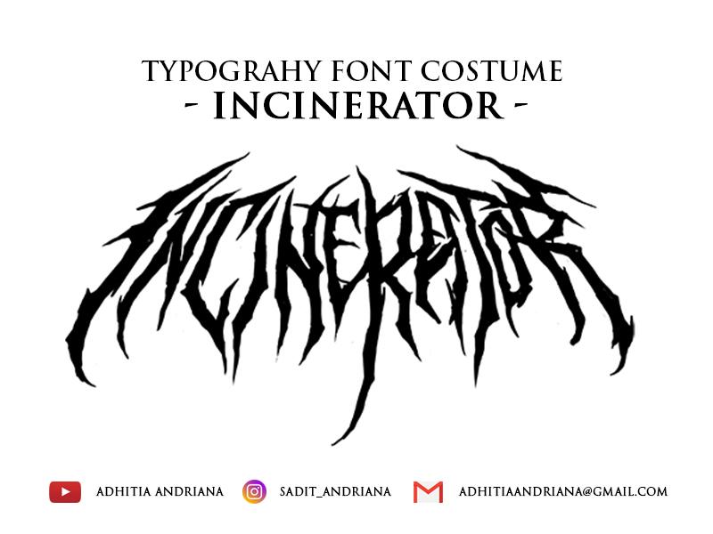 Incinerator by jangart studio on Dribbble