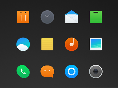 ZUI Icons