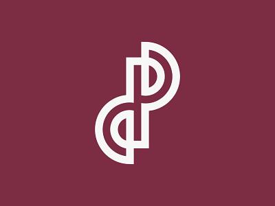 DP initials logo wordmark logo wordmark monogram lettermark logo lettermark logomark logotype brand identity logo design logodesign logos logo app design art illustration branding design identity design branding logo brand design