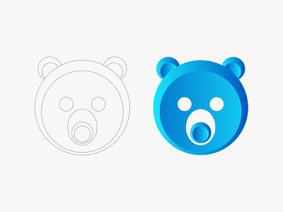 BEAR logo animal bear bear logo mascot character mascot design mascot logo character logo character logogram pictorial pictorial mark design art logodesign brand identity vector illustration logos identity design logo brand design