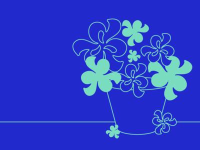 Illustration Concept - Plant Parent