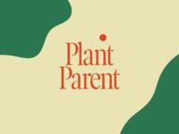 Logo Concept—Plant Parent