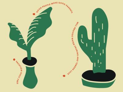 Brand Concept—Plant Parent