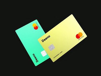 Meet Deeno Bank! ui animation deisgn ux minimal app design ios fintech app fintech