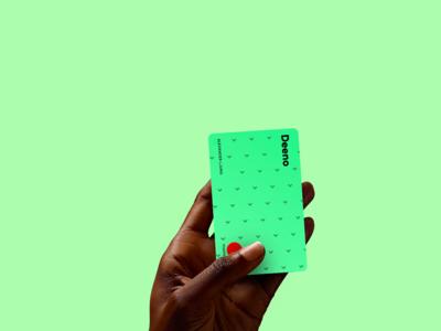 Deeno Cards