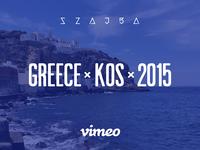 GREECE x KOS x 2015