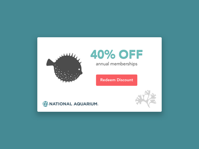 Daily UI - #061 callout coupon 061 dailyui daily