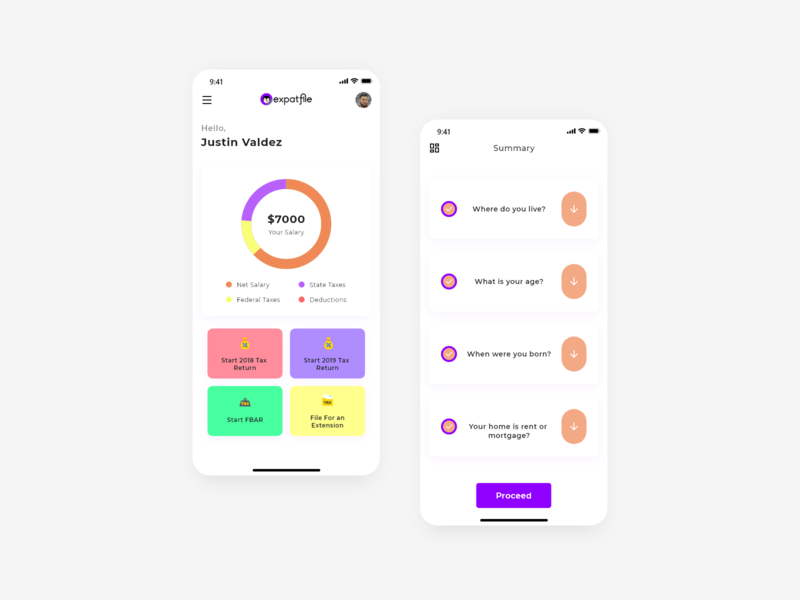 Tax application tax app tax uiux designer uiuxdesigner uiux design uiuxdesign ui  ux ui design uiux uidesign minimal illustration projects design clients adobexd ux ui br madewithadobexd