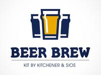 Beer Brew Logotype