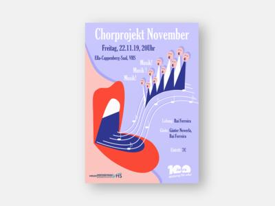 Chorprojekt November
