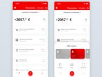 The German Savings Bank (Sparkasse) App Redesign