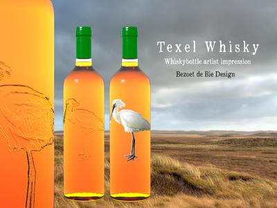 Product Shot Texelwhisky