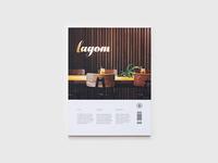 Lagom #8 — cover