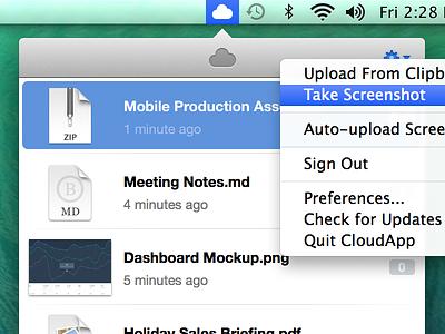 CloudApp 2.0 cloudapp