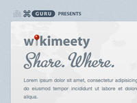 Wikimeety Product Page