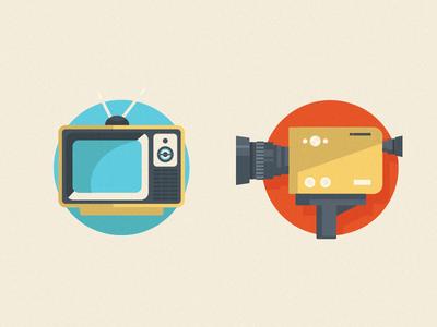Vintage TV Making