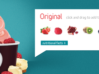 Red Mango Products Page