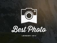 Best Photo Logo