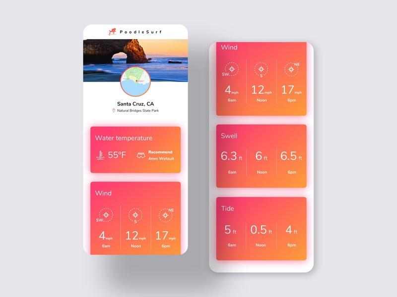 Demo app for Diez design language ui design demo native app