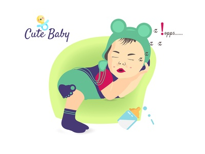 cute Baby ClipArt