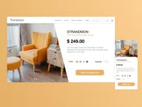 #DailyUI 12   E-Commerce Shop (Single Item)