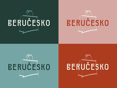 BeruCesko Branding designer prague color typography vector design logo branding identity pattern graphic illustration