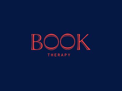 Book Therapy brand maker visual designer visual design art director prague colors typeface design typeface illustration designer typography identity brand design graphic design graphic icon branding concept brand identity logo branding